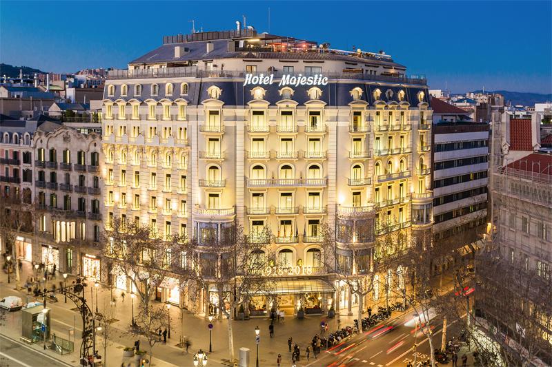 Majestic Barcelona