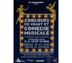 Nathalie Lefevre : Concours API comédie musicale