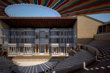 Théâtre Antique d'Orange à l'ère du numérique