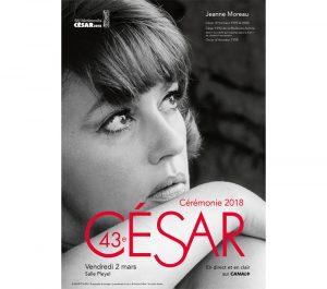 César 2018 : Les nominés