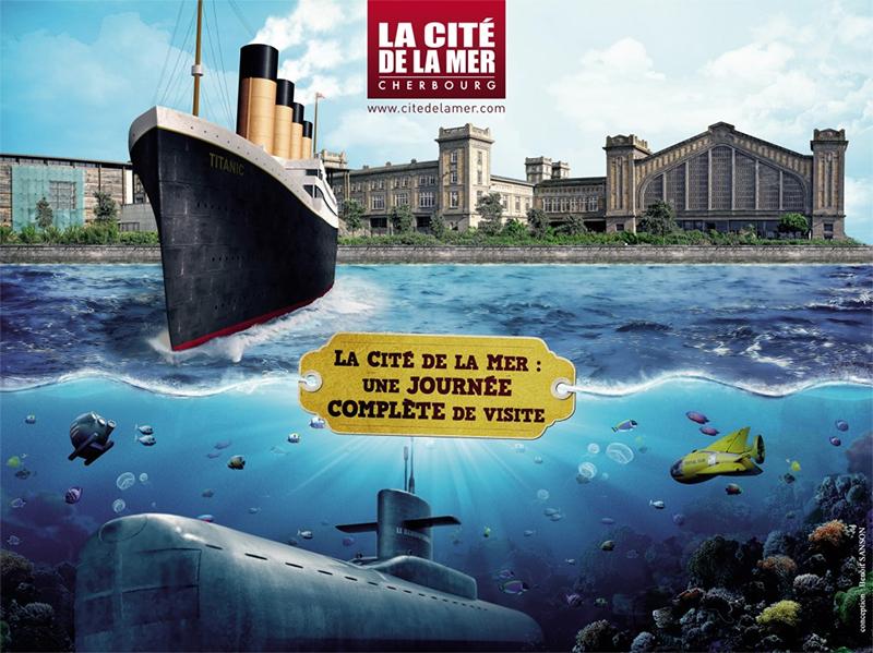 Cité de la Mer de Cherbourg