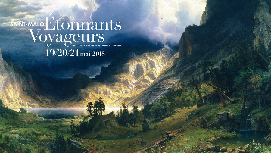 Etonnants Voyageurs 2018