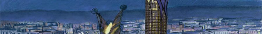 Luc Schuiten : Les Panoramas de 2100