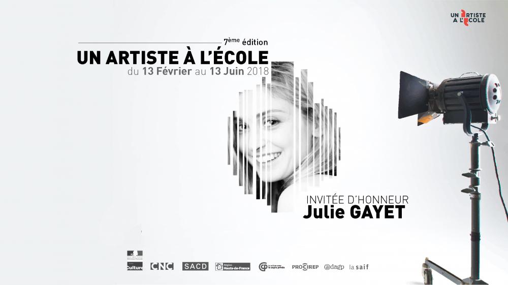 Artiste à l'Ecole 2018