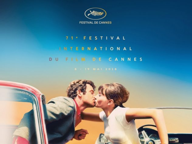 affiche cannes 2018