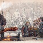 banquet-gaulois