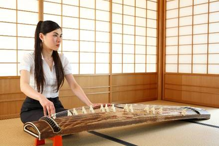 musique traditionnels japonais