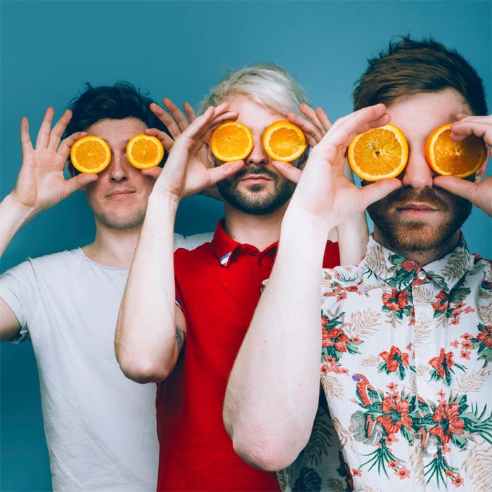 Amoure, le trio pop de Strasbourg