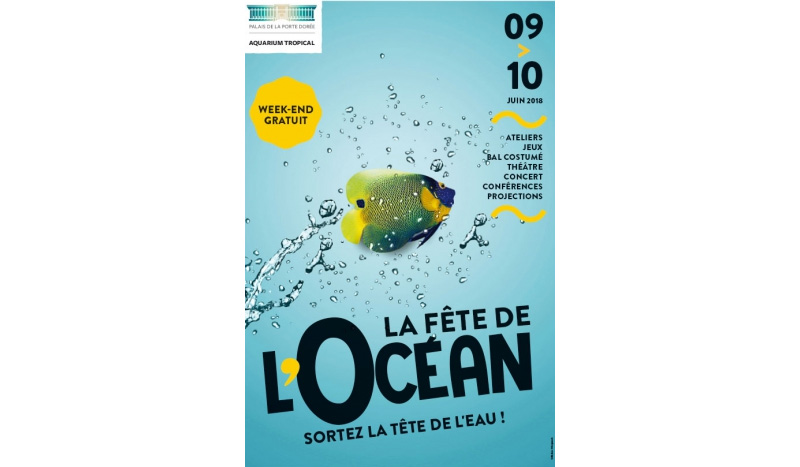 Aquarium tropical : la Fête de l'océan