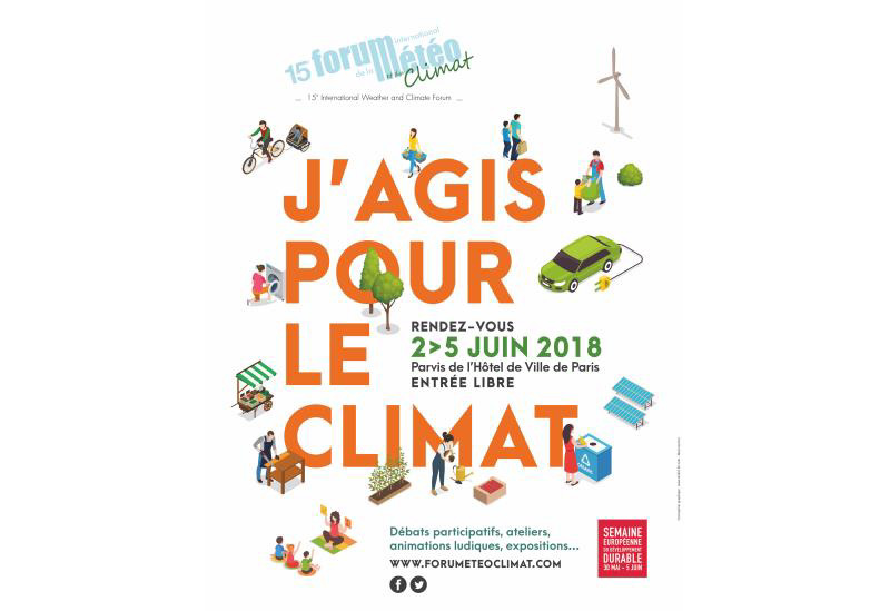 Forum International de la Météo et du Climat 2018