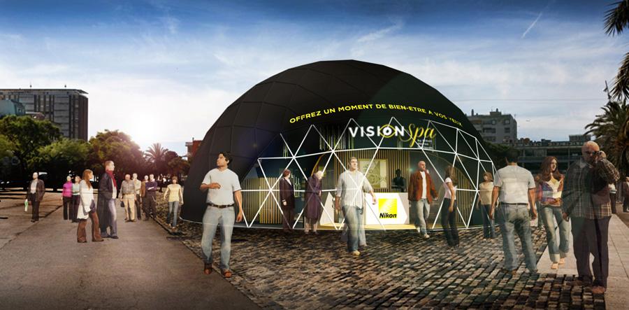 Nikon Verres Optiques : bulle bien-être
