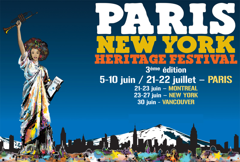 Paris New York Heritage Festival 2018