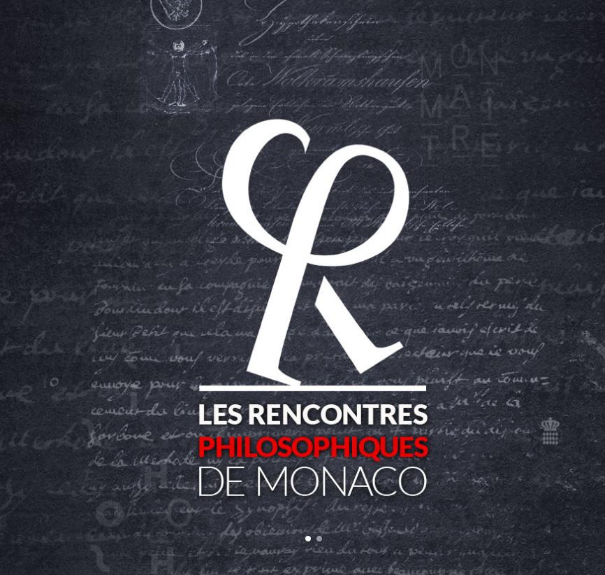 Rencontres Philosophiques de Monaco 2018