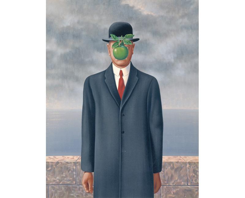 San Francisco : rené magritte, le fils et l'homme