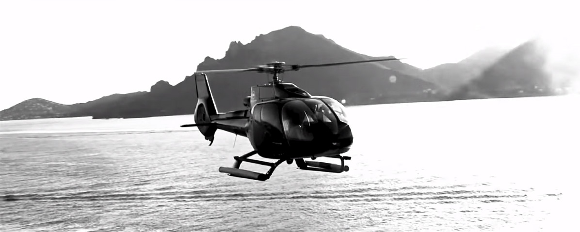 UberCOPTER à Cannes