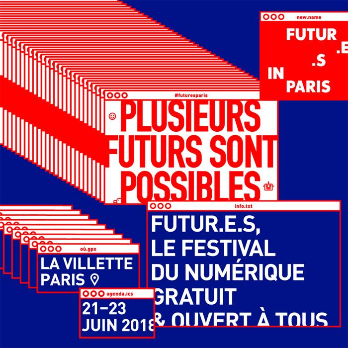 Futur : festival Futur.e.s