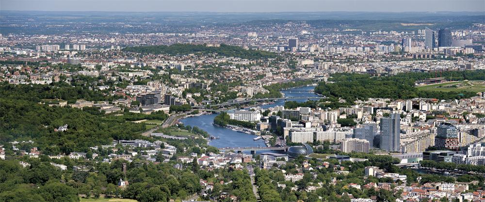 Hauts-de-Seine : Photo : CD92/ Olivier Ravoire