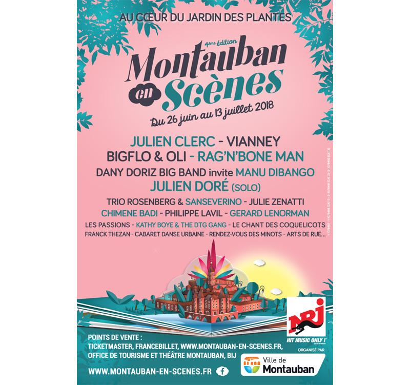 Montauban en Scènes 2018