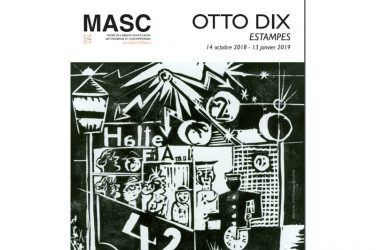 Otto Dix. Estampes