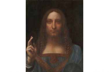 Salvator Mundi au Louvre Abu Dhabi