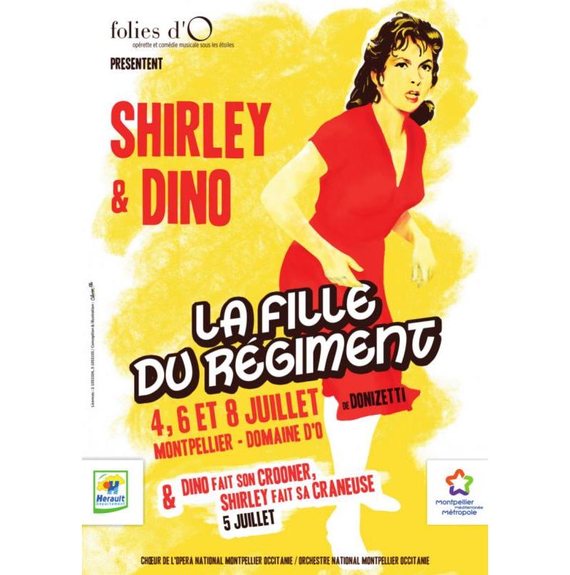 Shirley et Dino : La Fille du Régiment