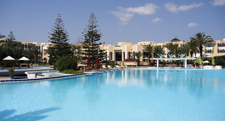 Tunisie : Hôtel Hasdrubal Hammamet
