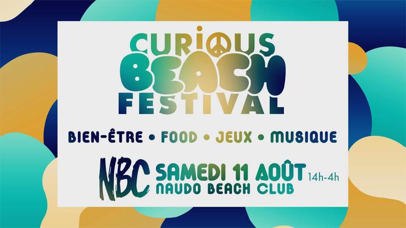 CURIOUS Beach Festival