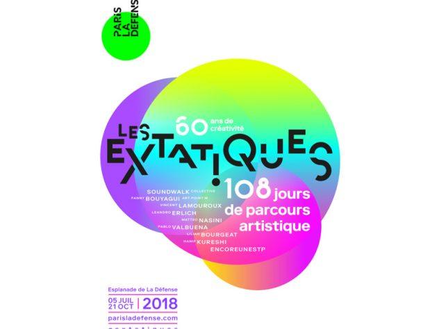 Extatiques - 108 jours de parcours artistique