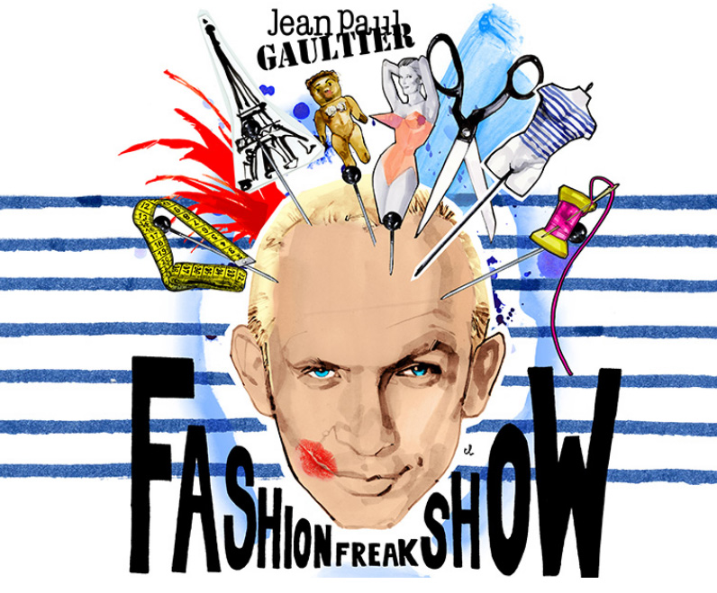 Fashion Freak Show by Jean Paul Gaultier
