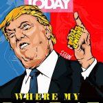 Trump by Fred Ebami