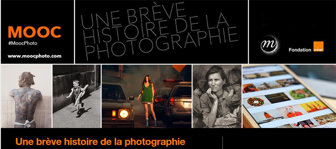 MOOC : Une brève histoire de la photographie