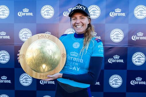 Stephanie Gilmore - Photo ©Cestari /WSL