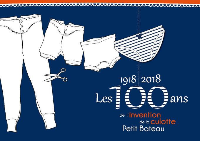 Petit Bateau : la culotte Petit Bateau