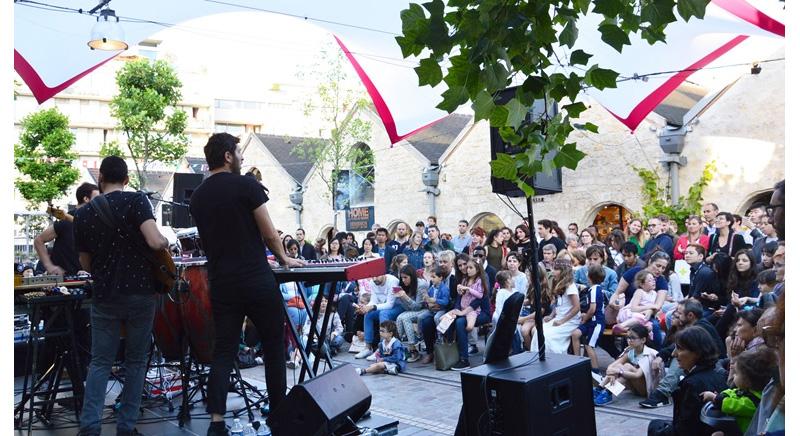 Bercy village 2018