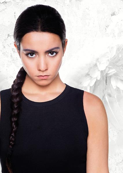 Lina el Arabi, le 5 octobre dans le rôle de Mon Ange - ©Basile Dell