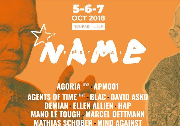 NAME Festival 2018