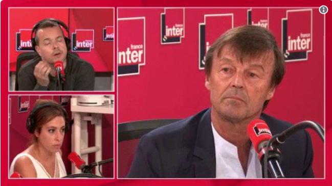 Nicolas Hulot quitte le gouvernement et la politique