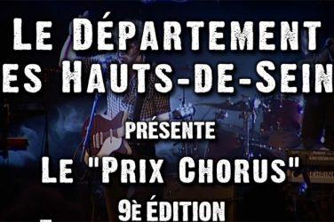 Prix Chorus 2019