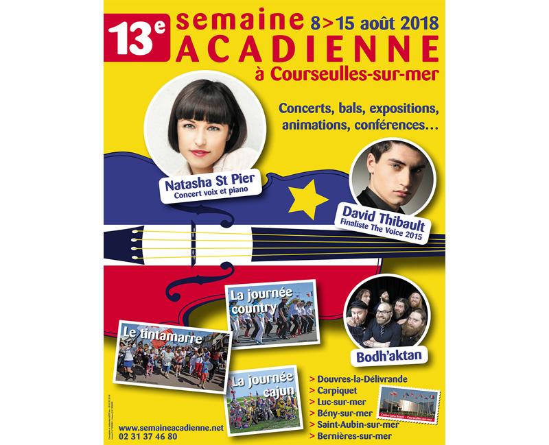 Semaine Acadienne 2018