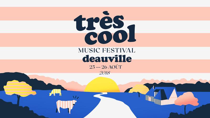 Très cool Music Festival Deauville