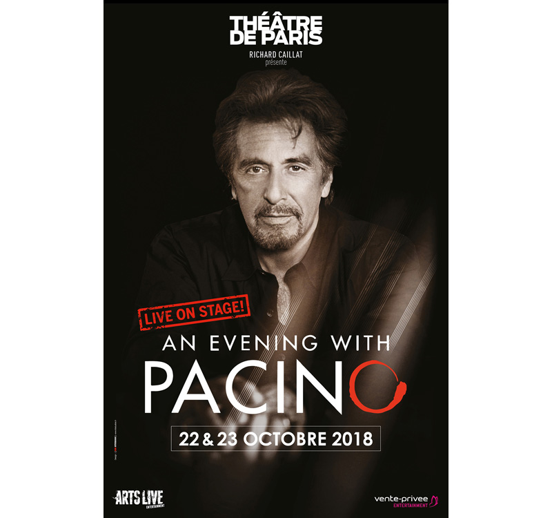Al Pacino : An Evening With Pacino