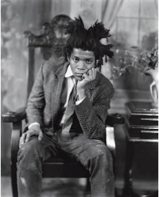 James Van Der Zee Jean-Michel Basquiat, 1982 © Donna Mussenden Van Der Zee. All rights reserved.
