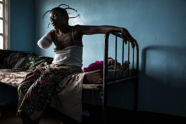 Tshikapa, RDC, 23 octobre 2017. © John Wessels / AFP