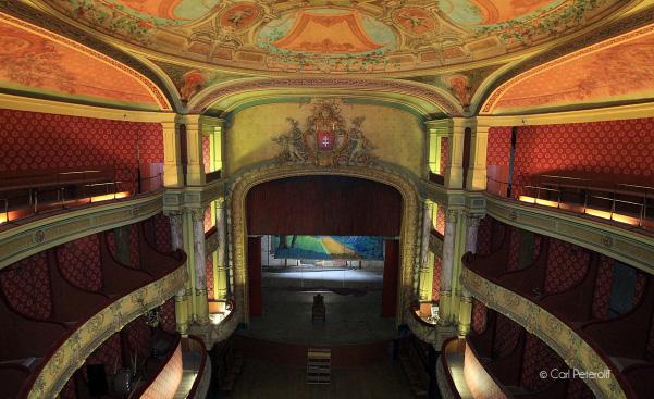 Théâtre à l'italienne de Saint-Omer