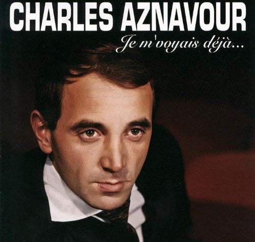 Charles Aznavour nous a quitté