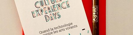 Culture Experience Days 2018