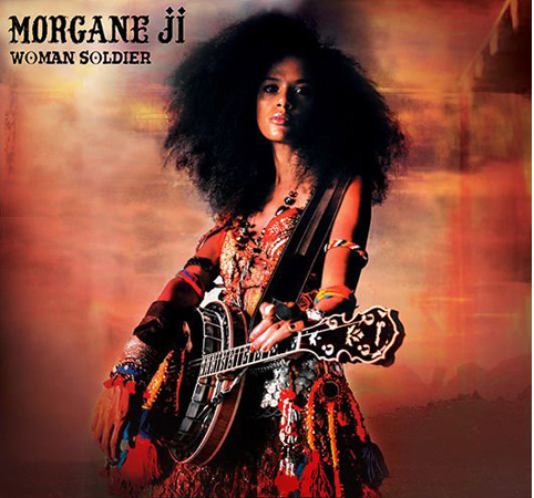 Morgane Ji : Woman soldier