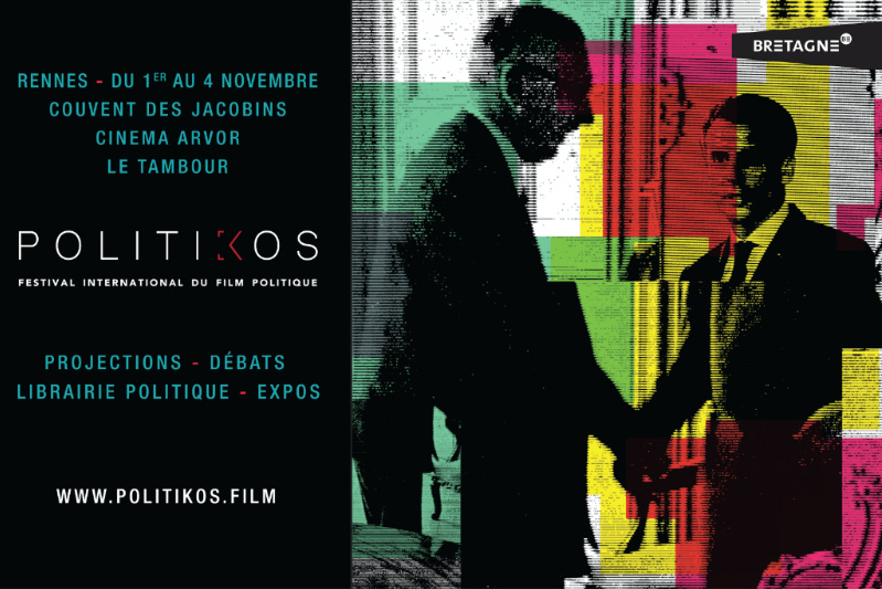 POLITIKOS : Le Festival International du Film Politique