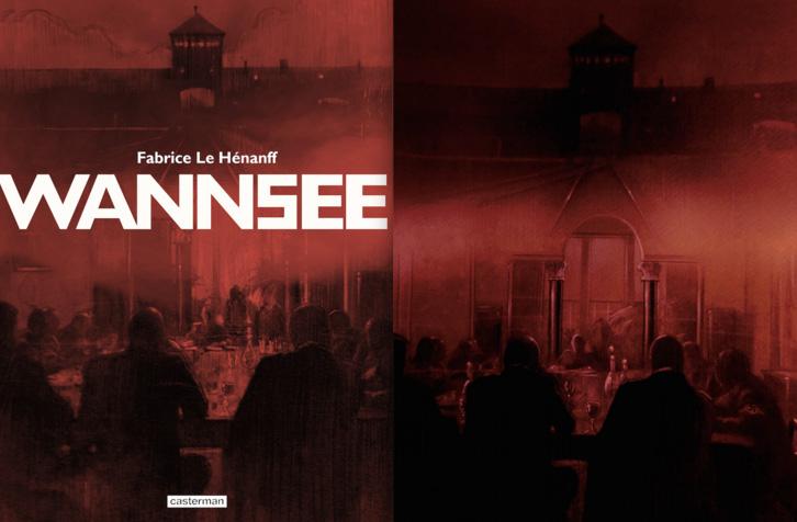 Wannsee de Fabrice Le Hénanff