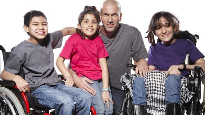Zinédine Zidane : La dictée d'Ela